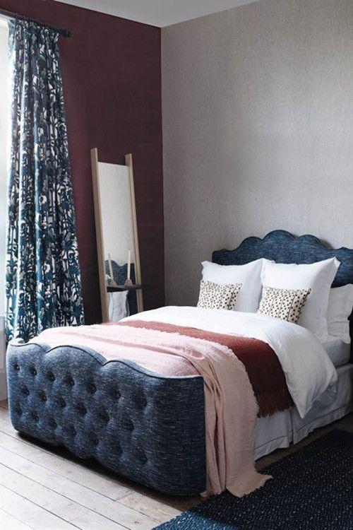 Bedroom Ideas · Duvet · Pink+blue_2