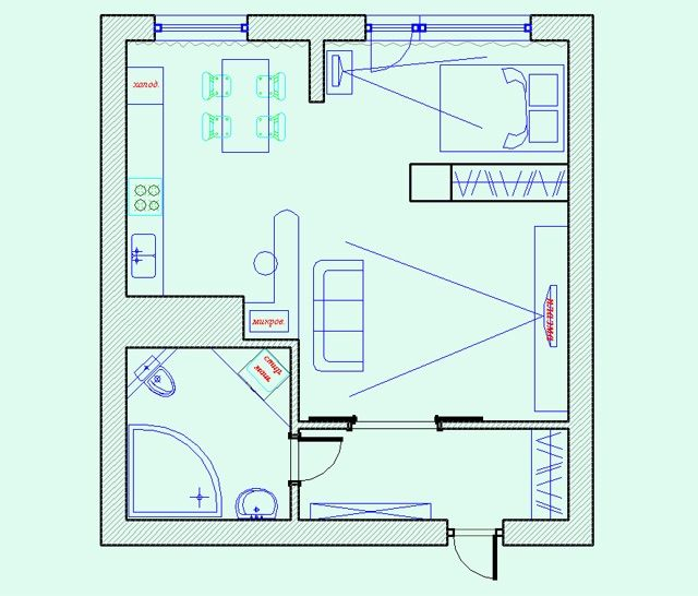 Like The Air Lock Entry With Bathroom In That Small Bedroom Move Back Door To Kitchen Instead Of Shift Wall Dining Room