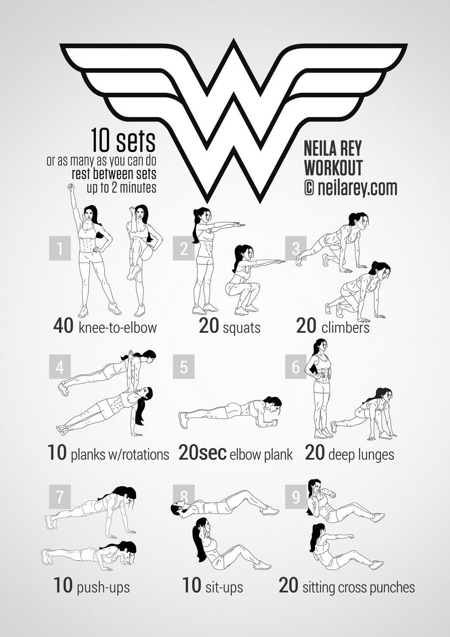 Fitness star Neila Rey in the talk -  Wonder Woman Workout … … repinned for winners! – Secure a free...