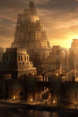 A Modern Tower of Babel  BIBLE LIGHT