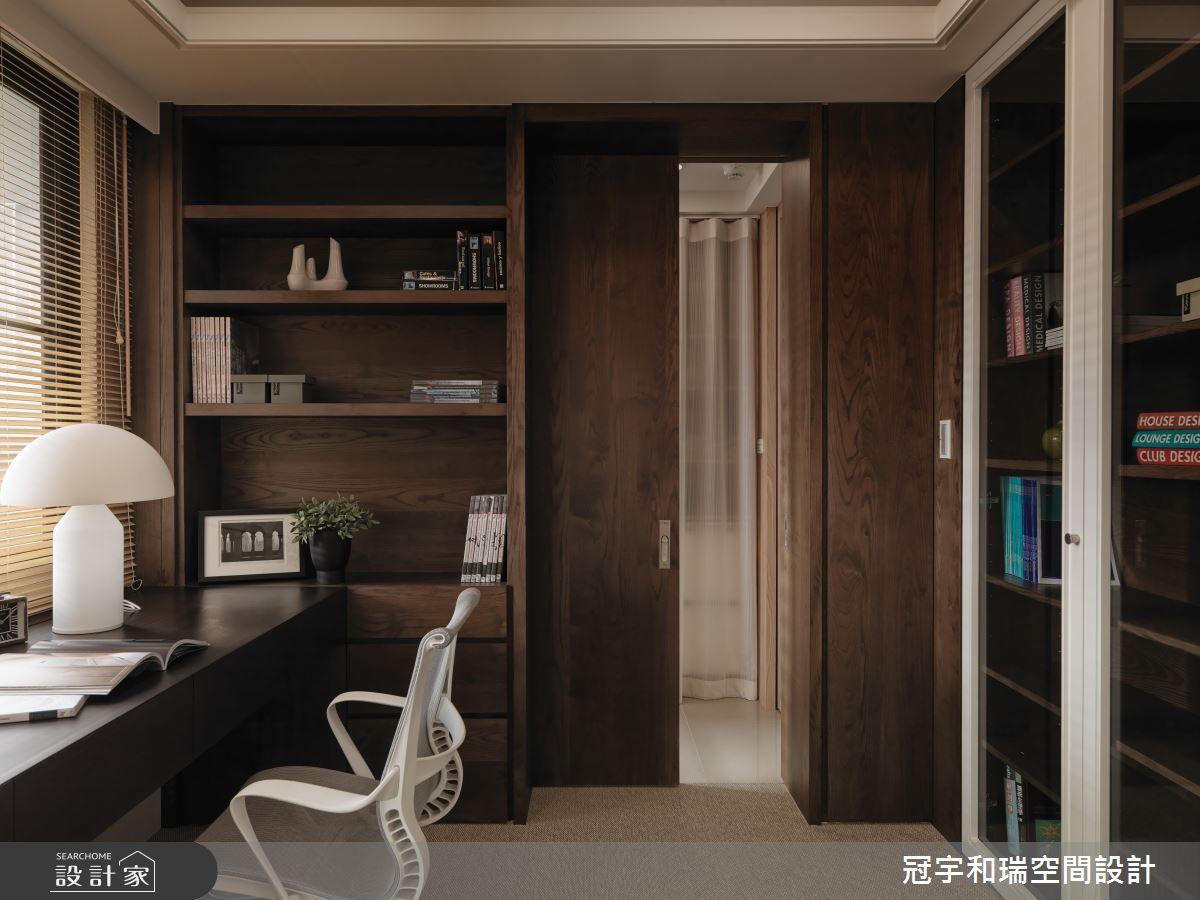 冠宇和瑞空間設計有限公司 人文禪風設計圖片冠宇和瑞_26之97-設計家 Searchome in 2020 | Tall cabinet storage. Storage ...