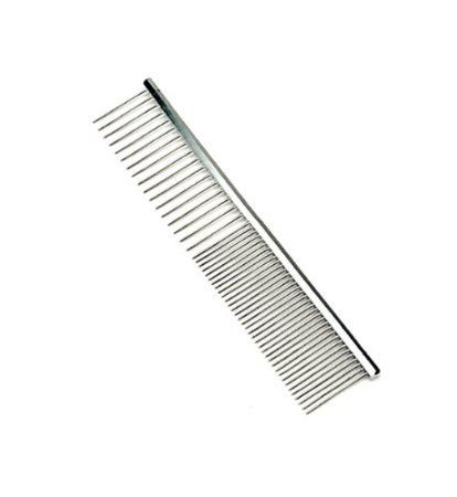 Services For You Small Grooming Comb For Dogs Stainless Steel 19cmx3cm You Can Find More Details By Visiting The Grooming Comb Dog Grooming Grooming Tools