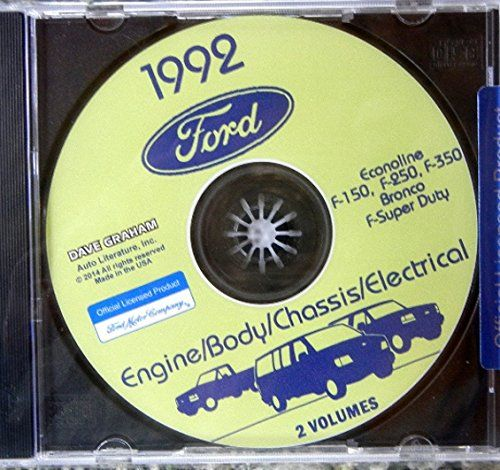 Pin On Ford Bronco Manuals