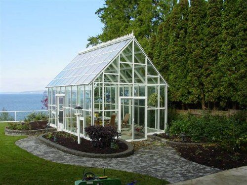13 X 20 Glass To Ground Florian Greenhouse Greenhouse Greenhouses For Sale Glass House