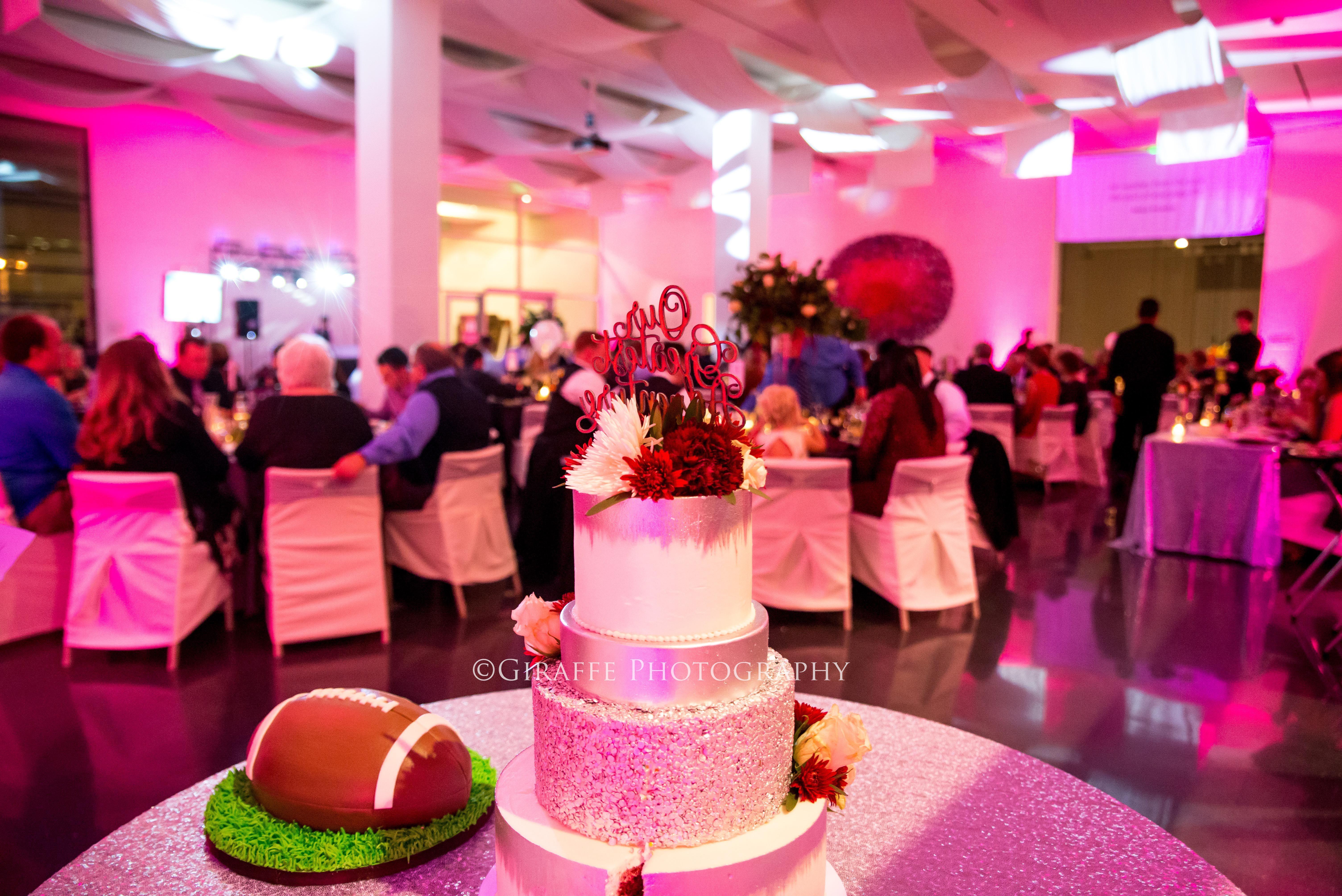 Wedding Reception Figge Art Museum Quad Cities Wedding Wedding Reception Wedding Wedding Party
