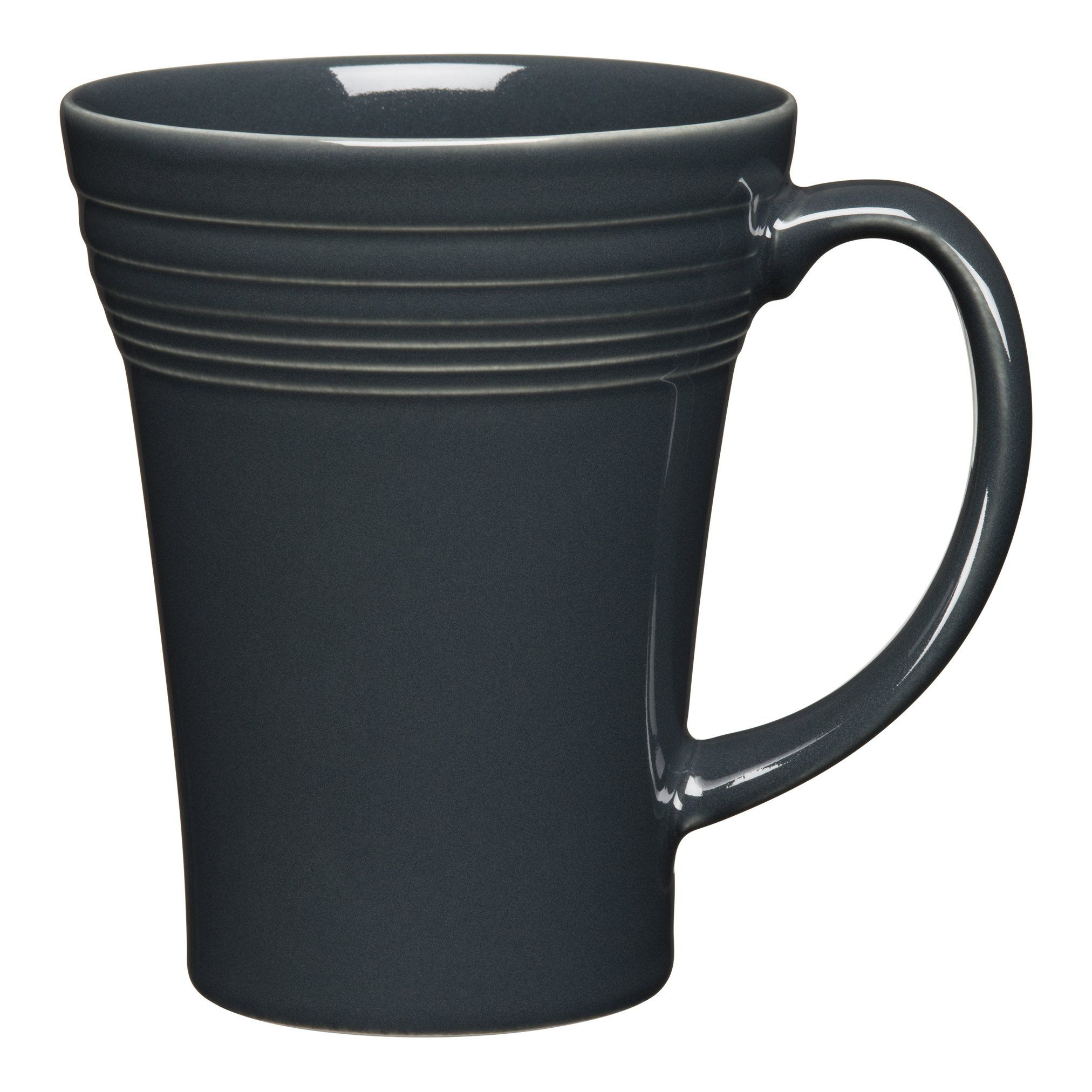 ddce27d9d8eb9 Fiesta® Dinnerware Slate Bistro Latte Mug made by Homer Laughlin China  Company