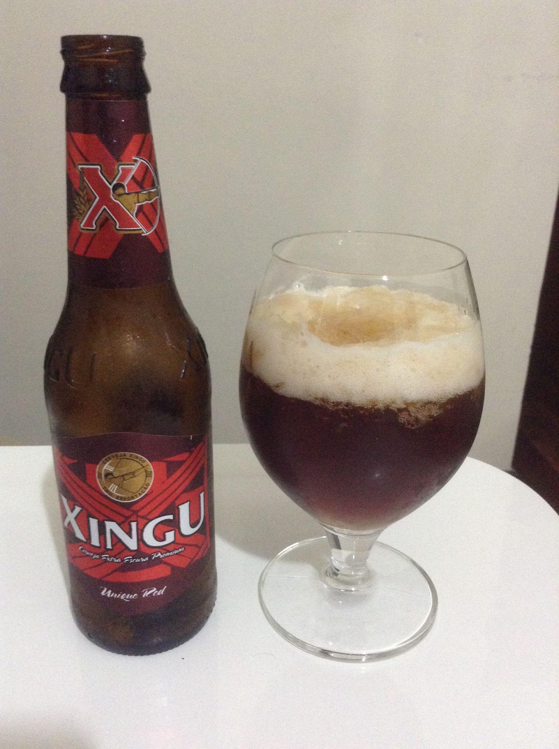 Xingu beer brazil !