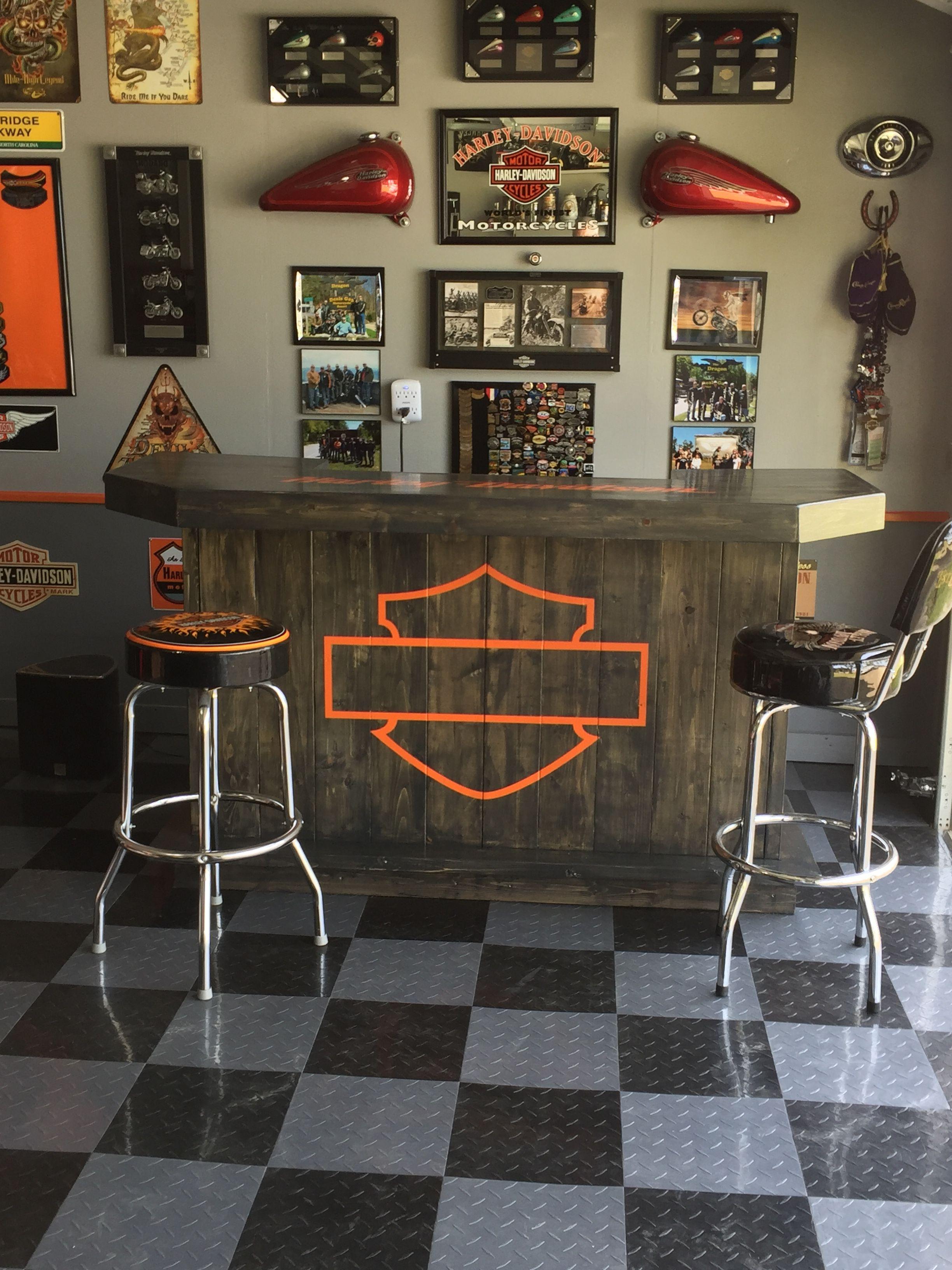 Harley Davidson Bar Harley Davidson Bar In 2019 Bars