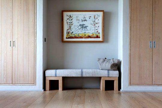 banc et placards d 39 entr e deco entr e pas de loup. Black Bedroom Furniture Sets. Home Design Ideas