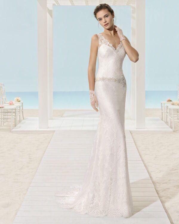 los vestidos de encaje, como hemos visto, aportan una elegancia y un