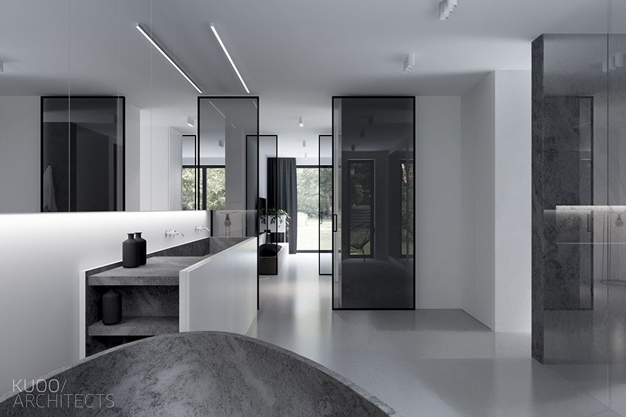 Great Sleek And Simple Luxury In Luxembourg