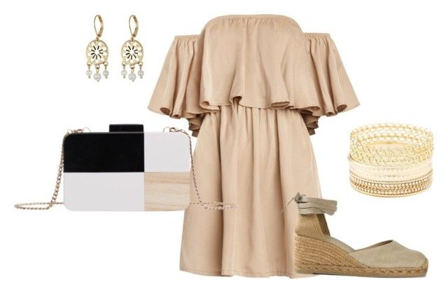 Sin título #97 by mar058mar22 on Polyvore featuring moda, Castañer, MANGO, The Sak and Charlotte Russe