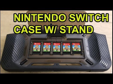 6ad4ee1863 The Best Nintendo Switch Case Review & Unboxing by RevoGuard   Official  Nintendo Switch Case - YouTube