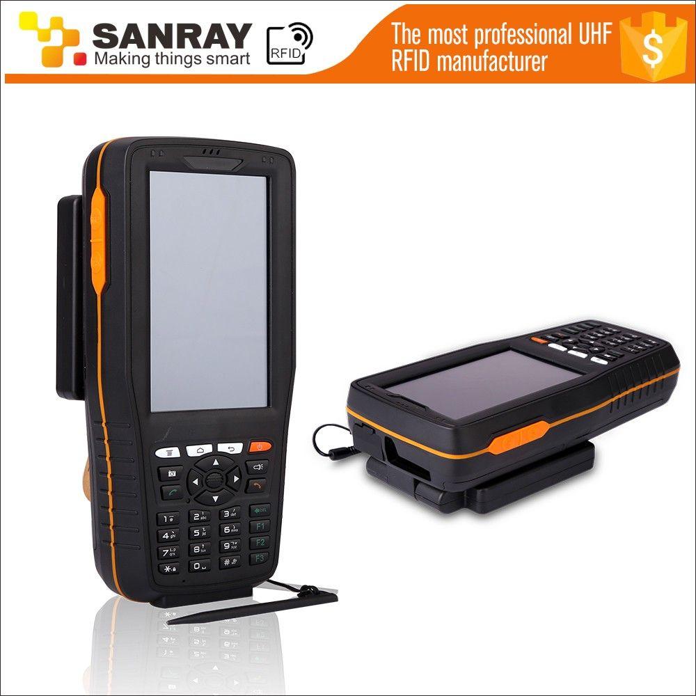 Bluetooth Smart Card Reader Android PDA RFID Reader