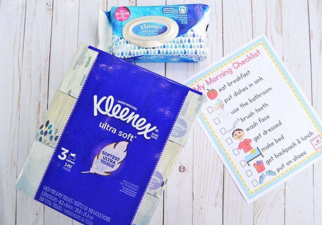Shop Kleenex® Ultra Soft Facial Tissues (110 tissues per