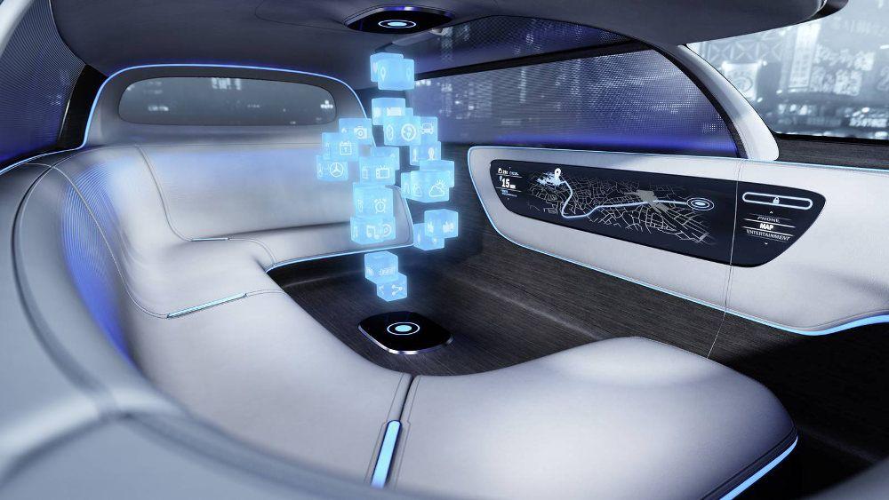 Salon Automobile Tokyo Conceptcar Vision Tokyo Mercedes