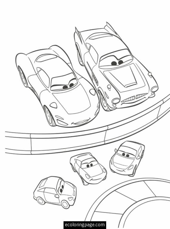 disney cars 2 finn mcmissile coloring pages | cars-2-holley-shiftwell-finn-mcmissile-printable-coloring-page