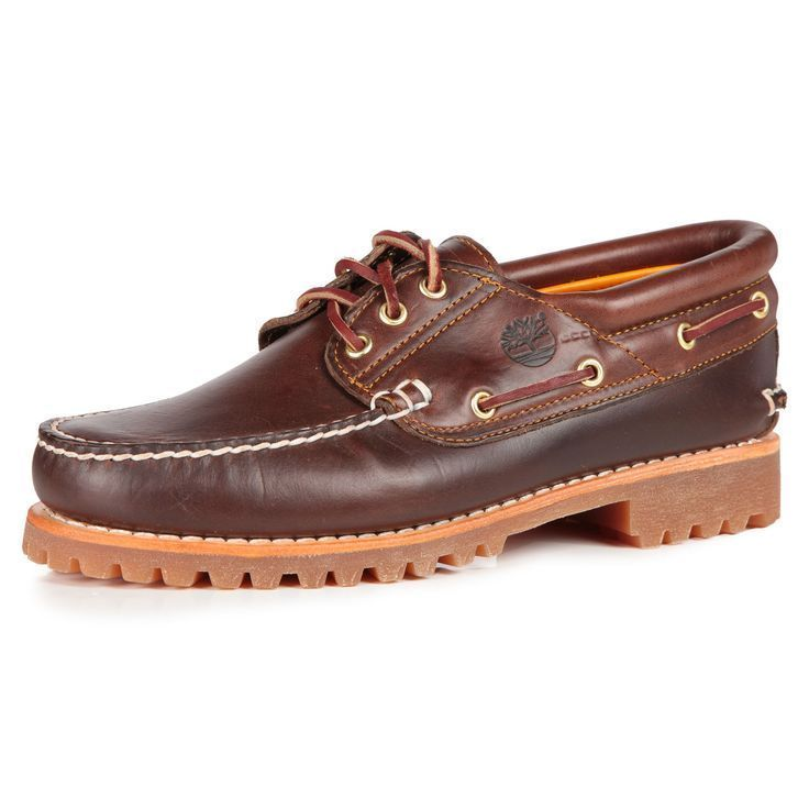 bd5040fba42 TIMBERLAND AMHERST 2 EYE BOAT SHOES Womens WIDE WIDTH 72333 Root Beer NEW   Timberland  BoatShoes