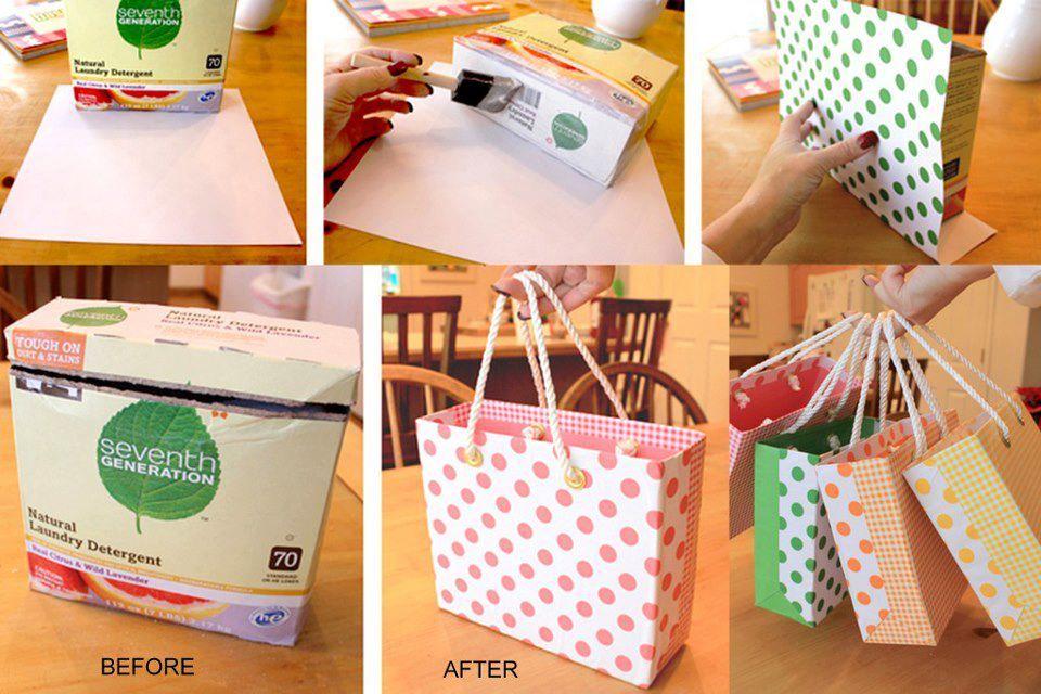 Diy Detergent Box Gift Box Diy Detergent Box Gift Box Diy Gift