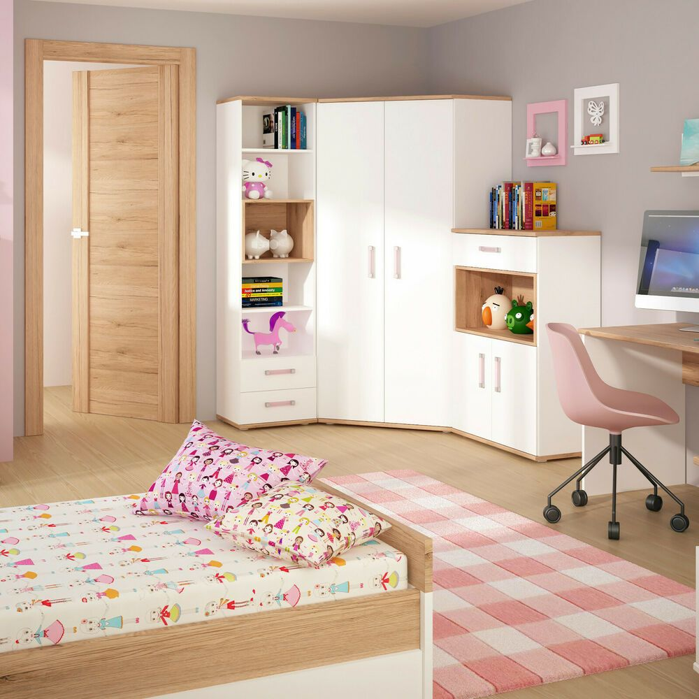 Children Bedroom Furniture Corner Wardrobe Storage Cabinet Bookcase Kids Child Teenbedroom Kids Bedroom Furniture Sets Kids Bedroom Furniture Corner Wardrobe