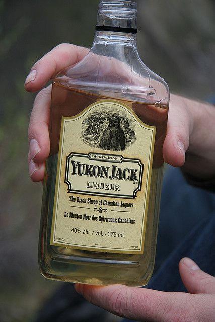 Yukon Jack Liquer Yukon Jack Yukon Canadian Cuisine