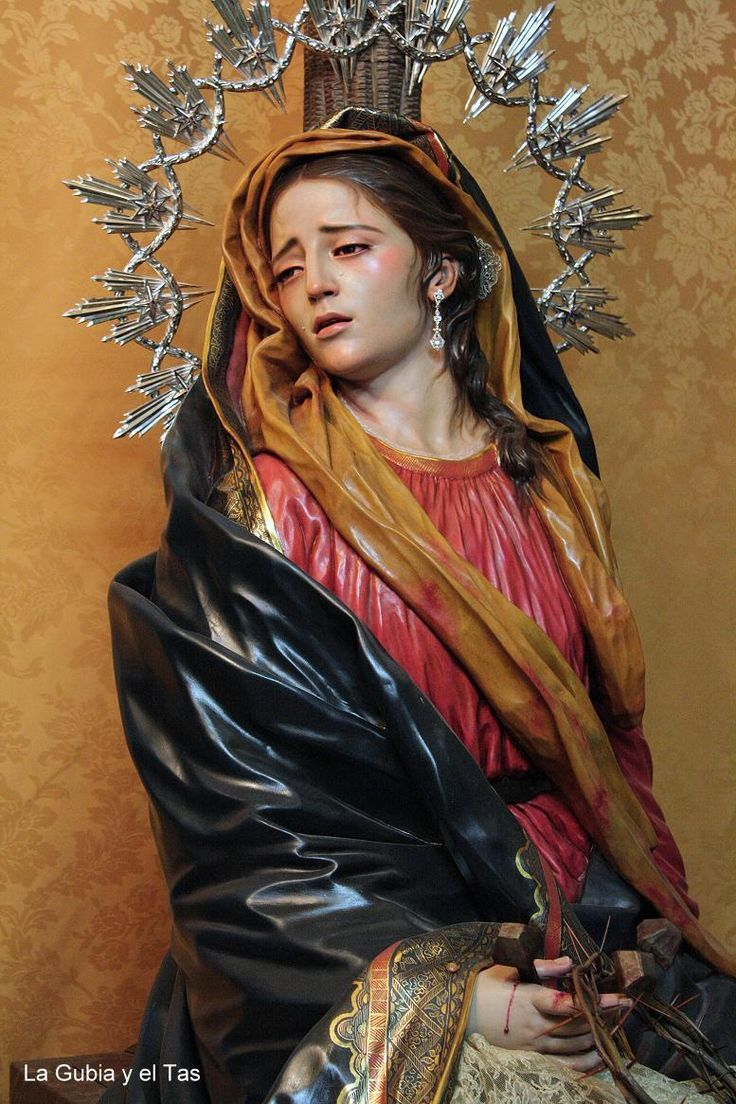 Our Lady of Sorrows | Virgo | Pinterest