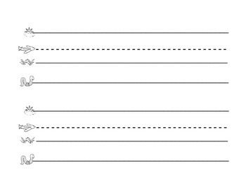 fundations handwriting paper Foundations of writing skills build primitive writing skills and hand-eye coordination this worksheet presents the student with shape patterns (glyphs) that are.