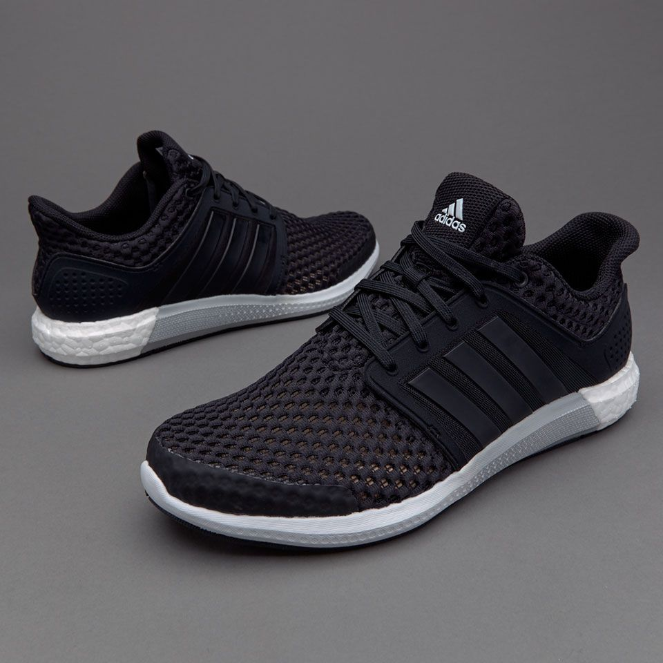 Ideal for training in hot conditions, the adidas Solar RNR running shoes  feature the perfect combination of energy return, breathability and  stability.