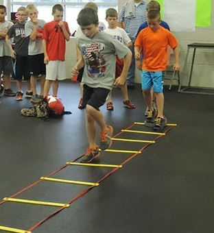 Therapy Idea of the Week: Agility Ladder for Nimble Minds
