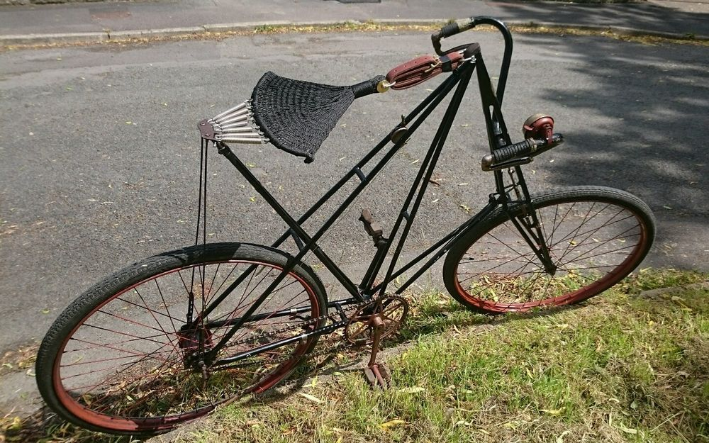 Dursley Pedersen Vintage Bicycle Antique Vgc 1907 No4 Gentleman S Bike Sporting Goods Cycling Bikes Ebay Bicycle Vintage Bicycles Pedersen Bicycle
