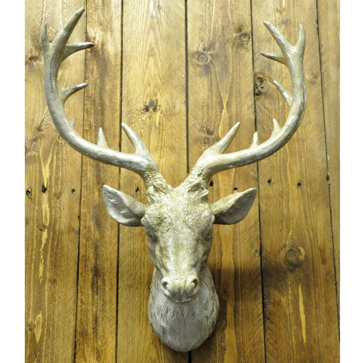 Wonderful Reindeer Head Wall Decoration Gallery - The Wall Art ...