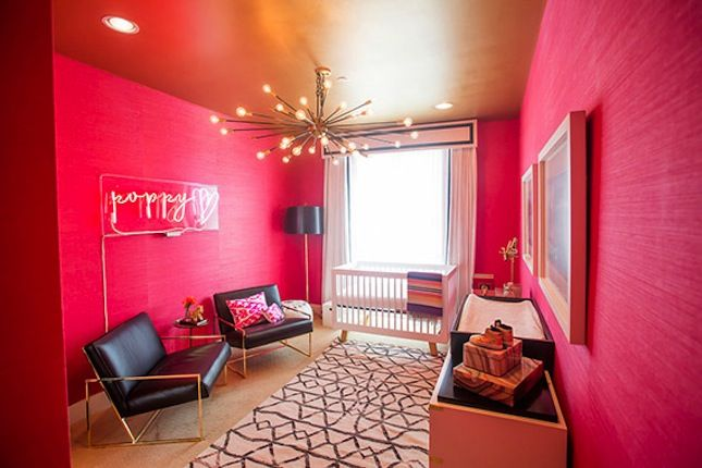 18 Ways to Decorate With Hot Pink at Home via Brit + Co. - Too fun ...