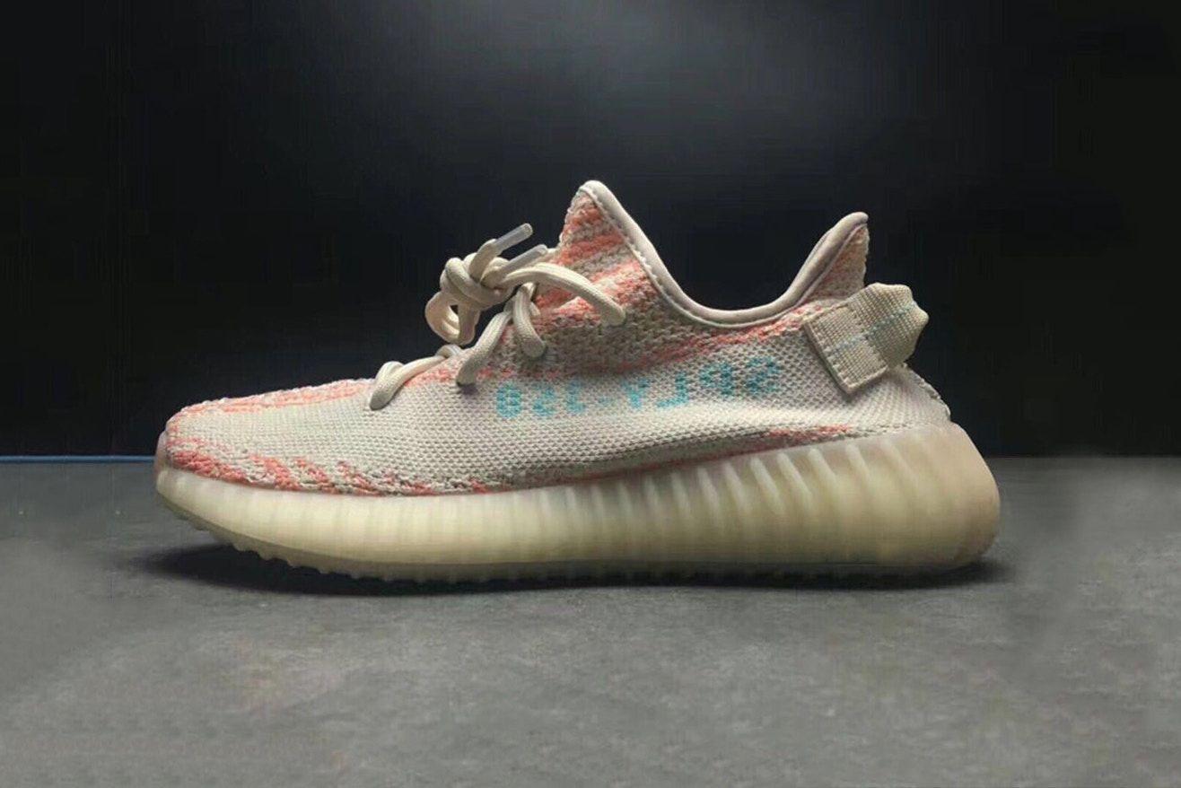 Preview: adidas YEEZY BOOST 350 V2 Chalk Coral EU Kicks