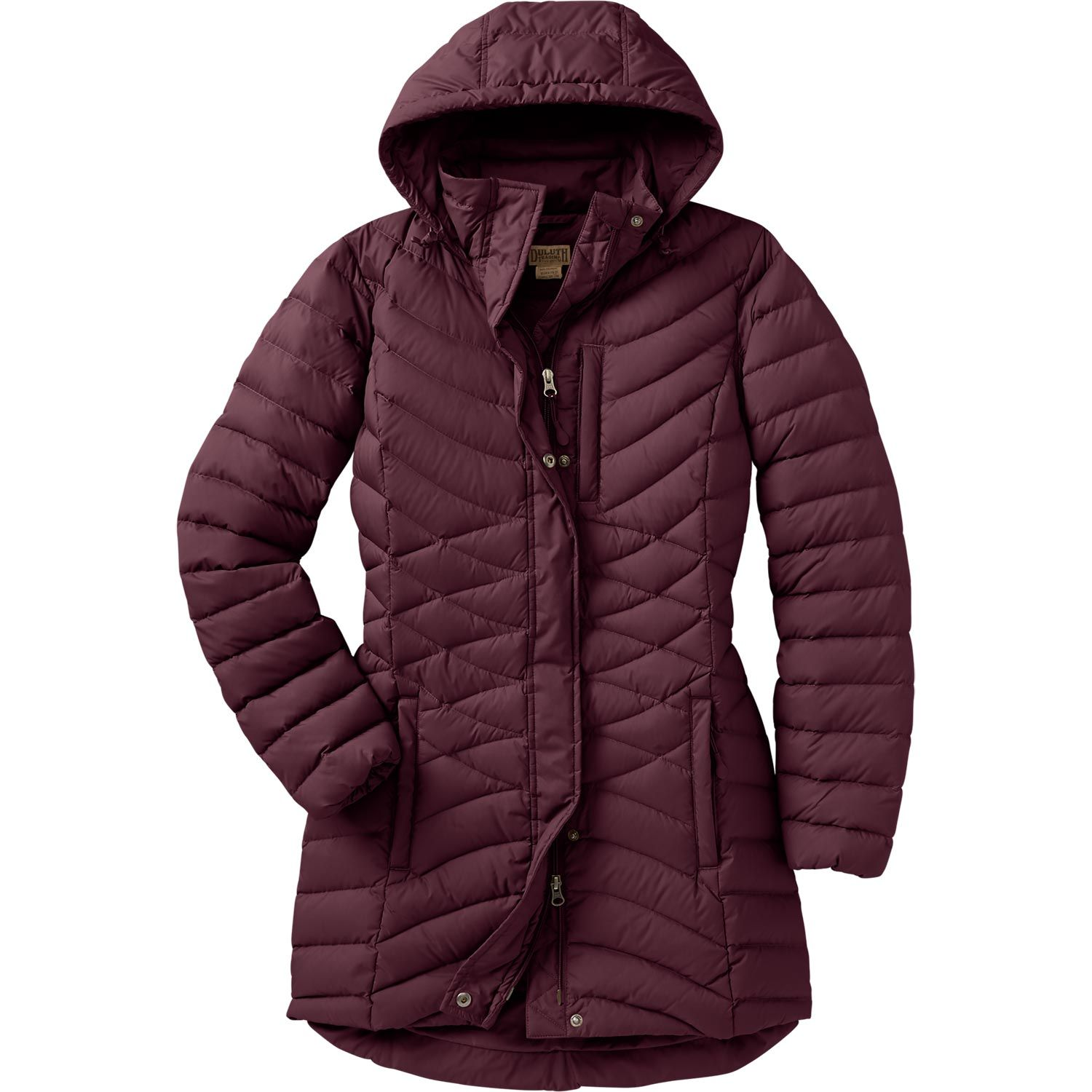 Our Cold Faithful 800 Fill Power Duck Down Coat is super ...