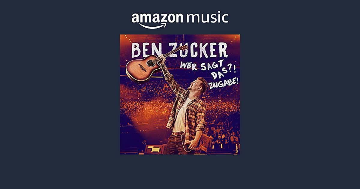 Bei Amazon Music Zucker