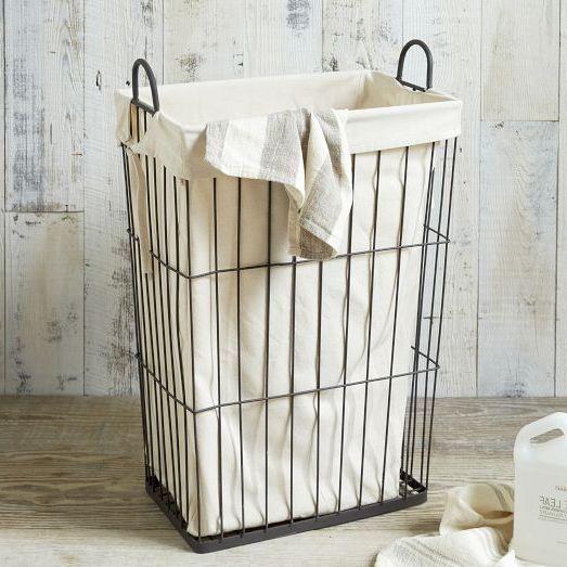 Für alle Basteln-Fans: Geben Sie Acht auf unseren IKEA HACK für Wäschekorb! - DIY - ZENIDEEN