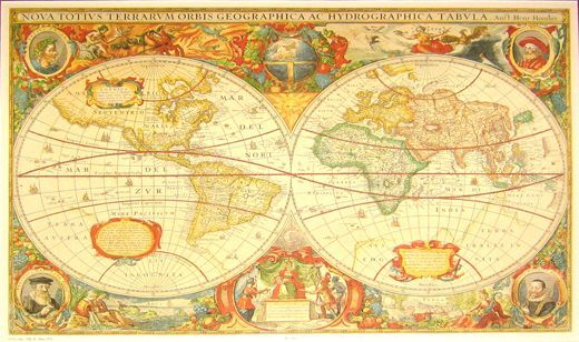 Old world map open prints other style paper business artistic print old world map open prints other style paper business artistic print gumiabroncs Choice Image