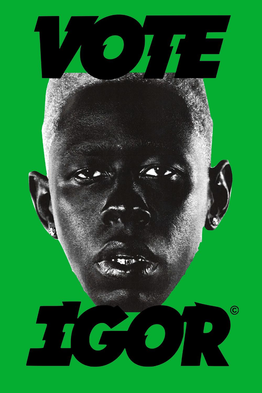 tyler the creator igor poster 4
