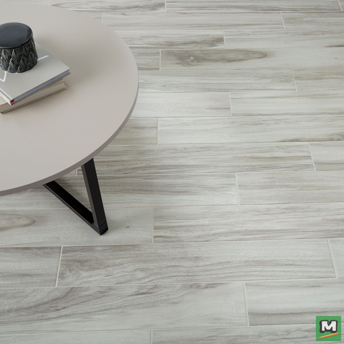 The Ragno USA® Lynwood Porcelain Floor and Wall Tile is