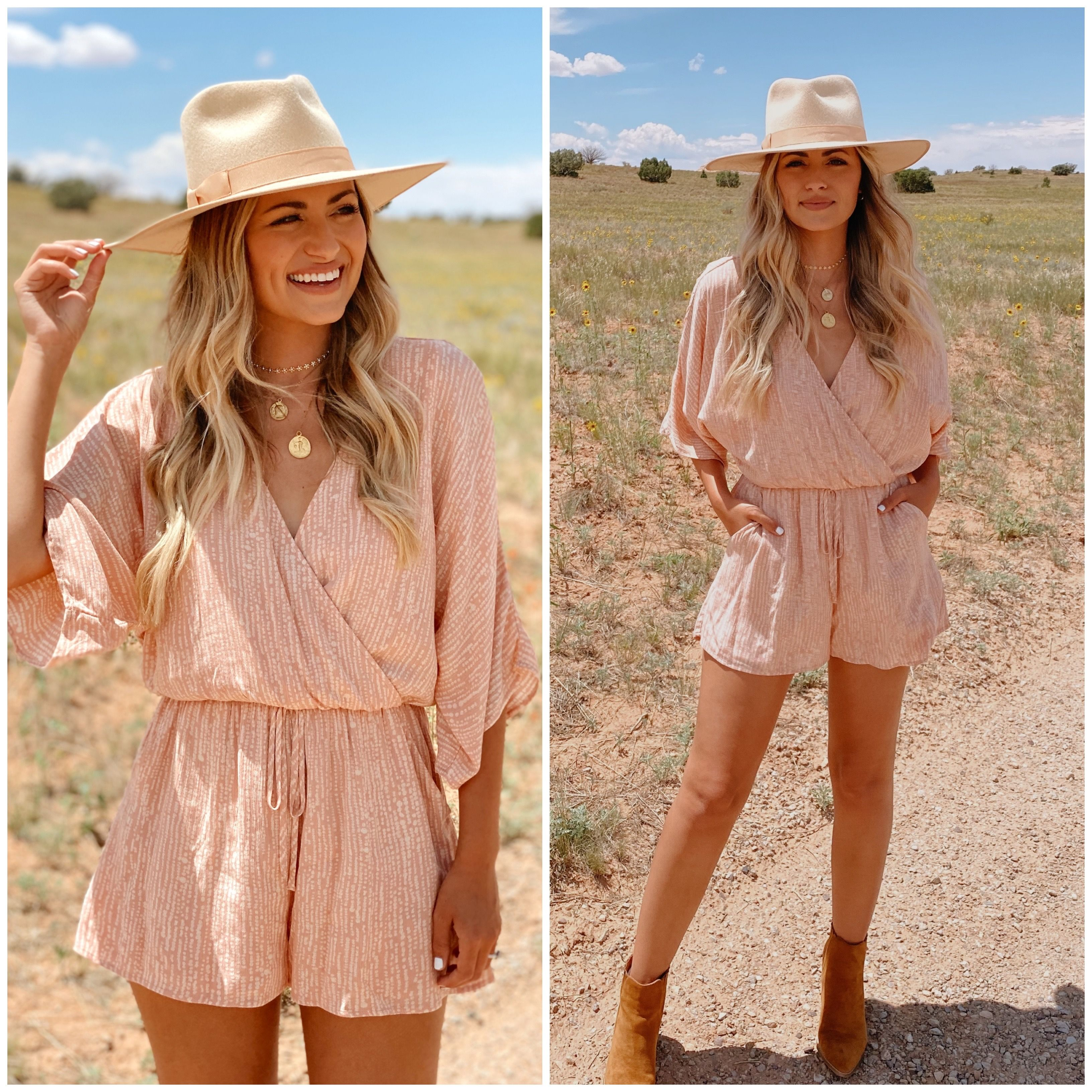 Cute Romper Outfit Girly Outfits Romper Outfit Casual Summer Outfits [ 3264 x 3264 Pixel ]