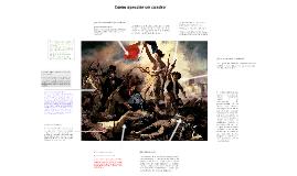 Como apreciar un cuadro de Delacroix