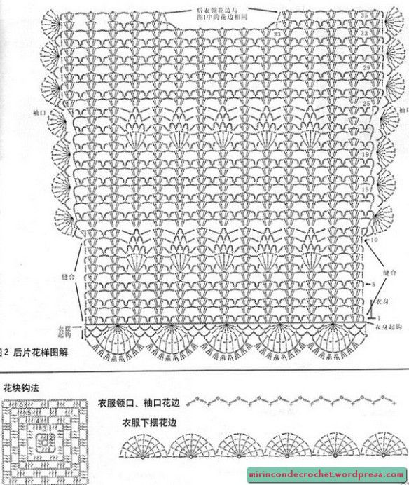 Boleros | Mi Rincon de Crochet | crochet 2 | Pinterest | Boleros ...