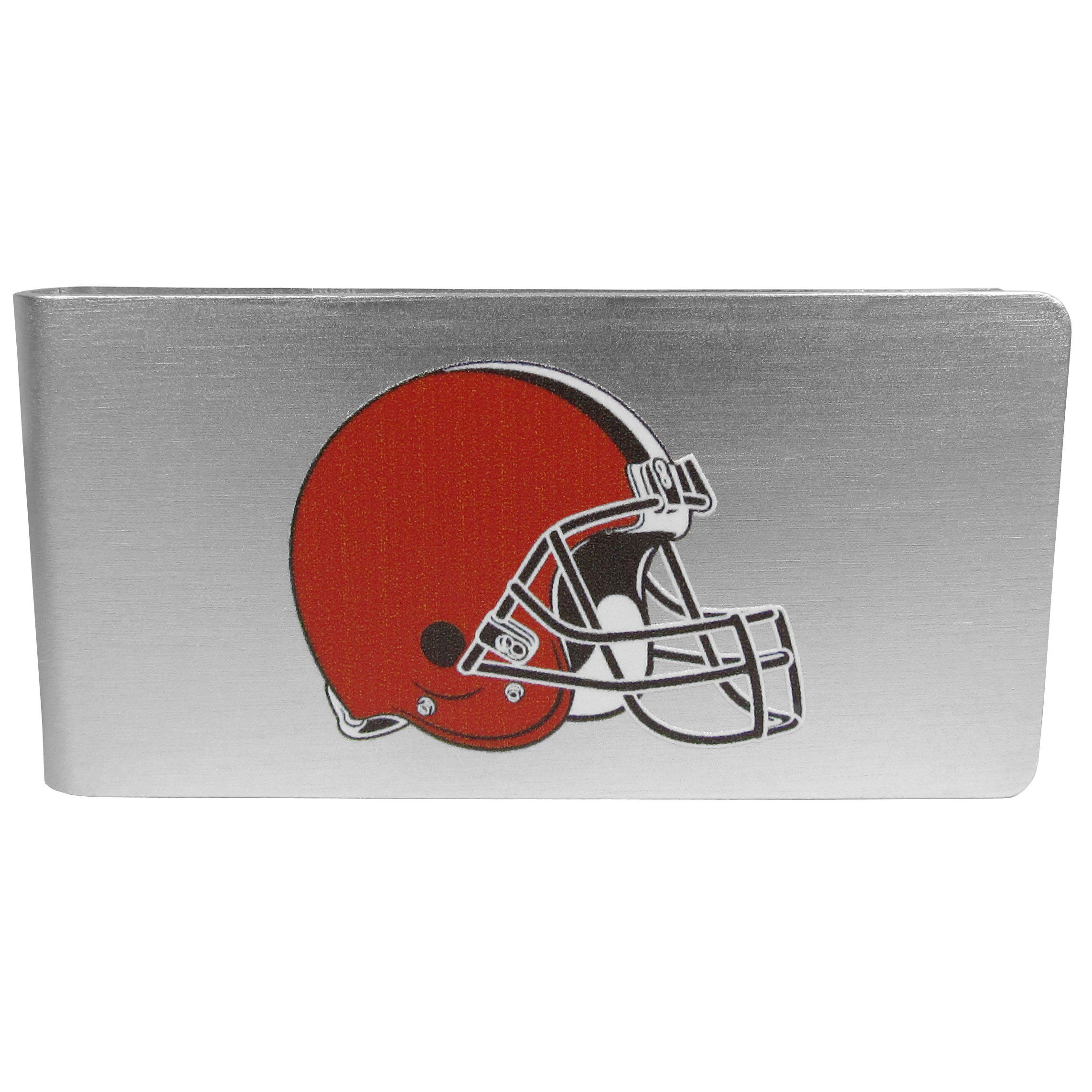 Cleveland Browns Logo Money Clip Cleveland browns logo