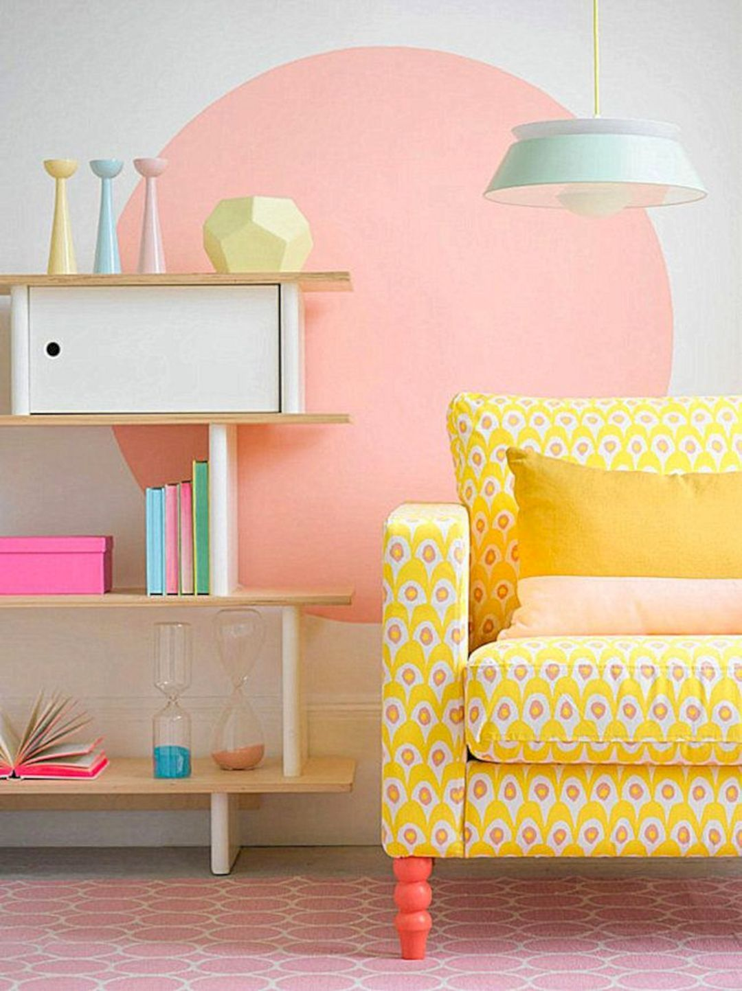 40+ Best Modern Decorating With Pastel Colors Ideas | Pastel colors ...