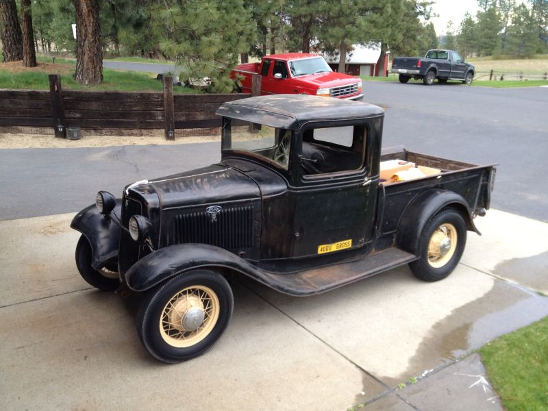 1934 Ford Pickup | Traditional Hot Rods | Pinterest | Ford, Cars ...