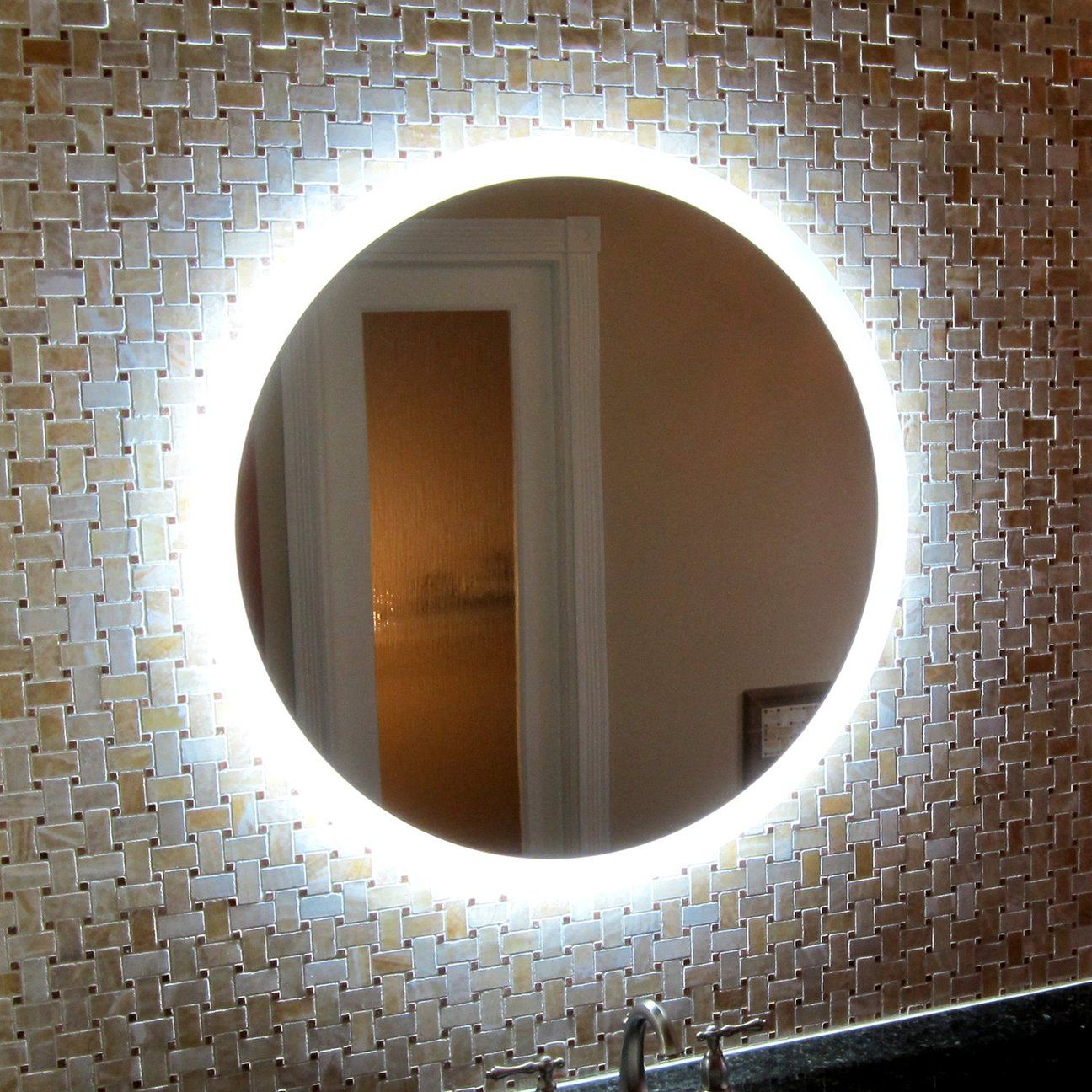 Mirrors and Marble™ brand commercial grade wallmounted