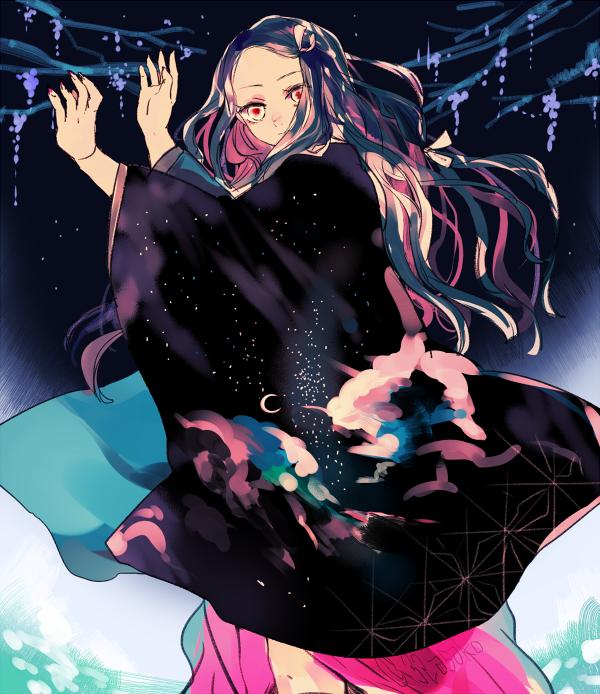 Nezuko Kamado, by Asako (Itiba) Anime, Hình ảnh