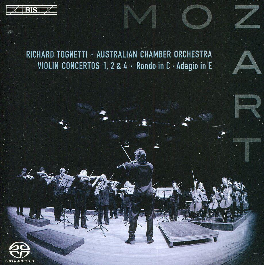 Richard Tognetti - Mozart: Violin Concertos Ii
