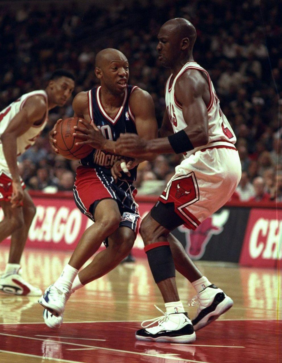super popular 562ea 95247 11 MJ Concords Home Sam Cassell, Jordan Basketball, Basketball Legends,  Basketball Court,
