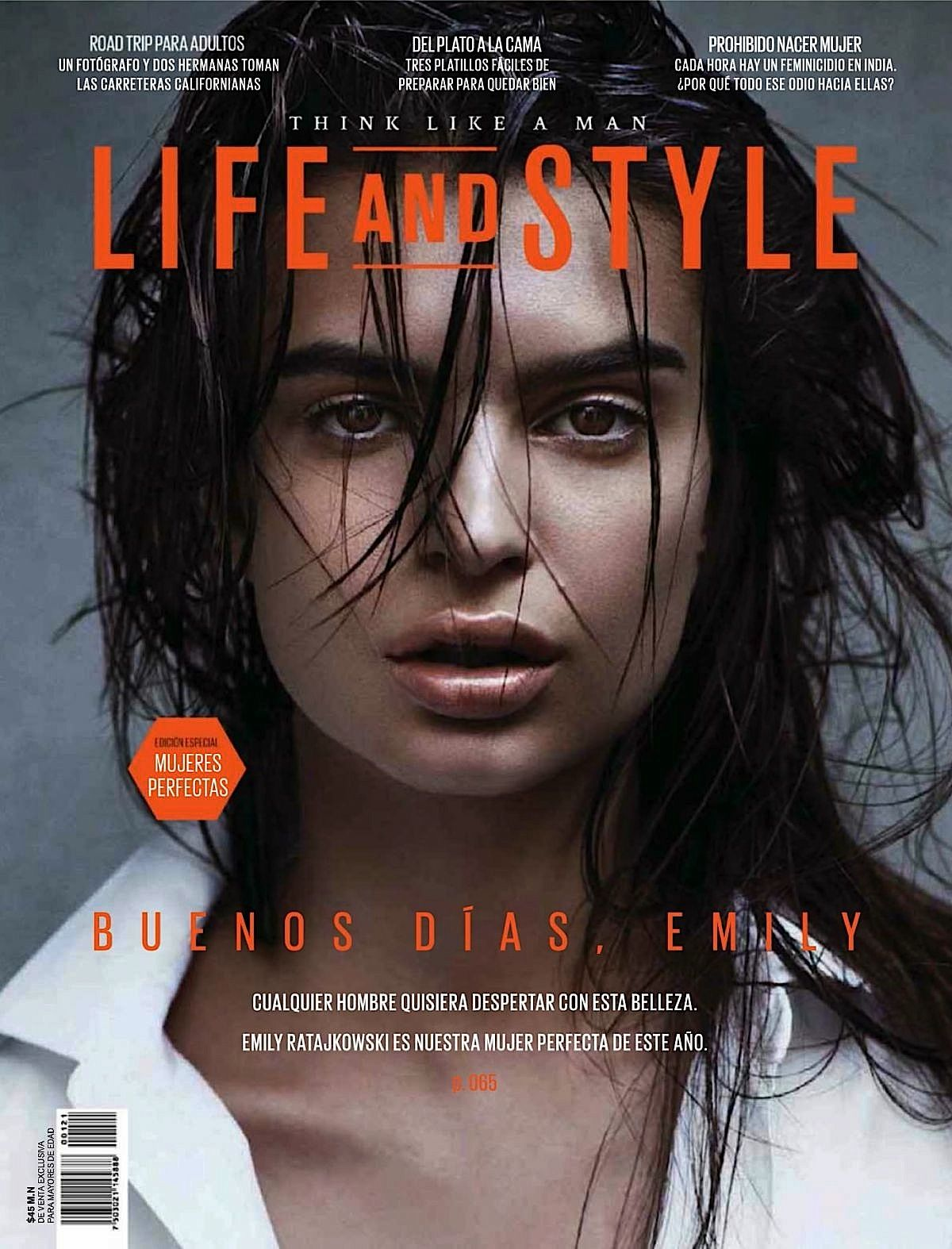 Typography for Life and Style Magazine